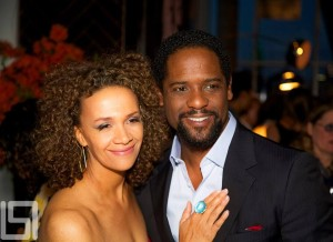 Me with long time friend Blair Underwood